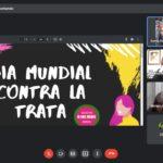CHARLA POR EL DÍA MUNDIAL CONTRA LA TRATA